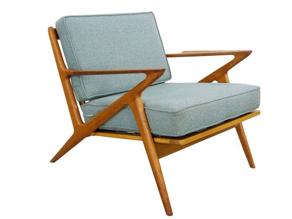 Poul Jensen for Selig Teak Z-Lounge Chair Img 1