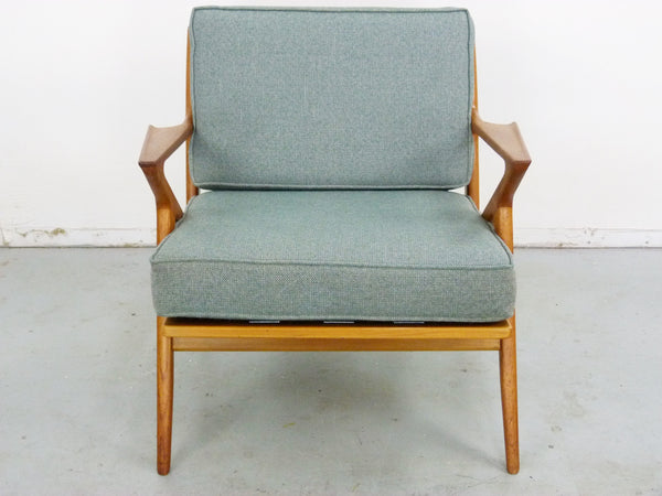 Poul Jensen for Selig Teak Z-Lounge Chair Img 3