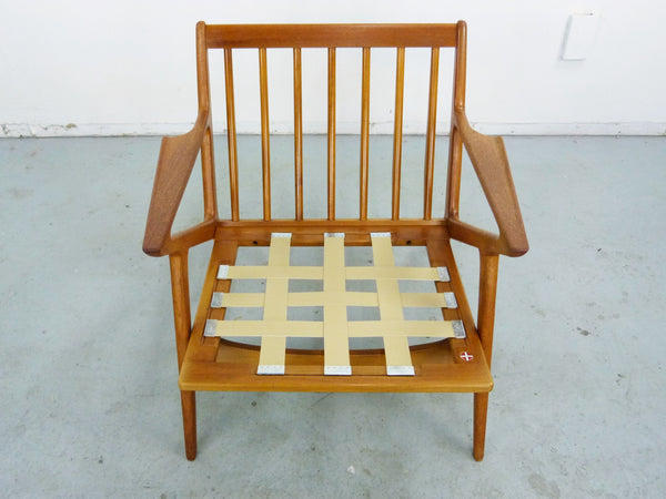Poul Jensen for Selig Teak Z-Lounge Chair Img 8