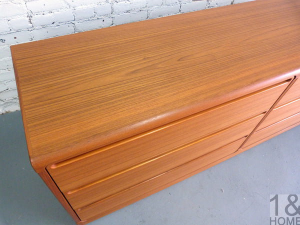 Teak Dresser by Torring - Danish Modern