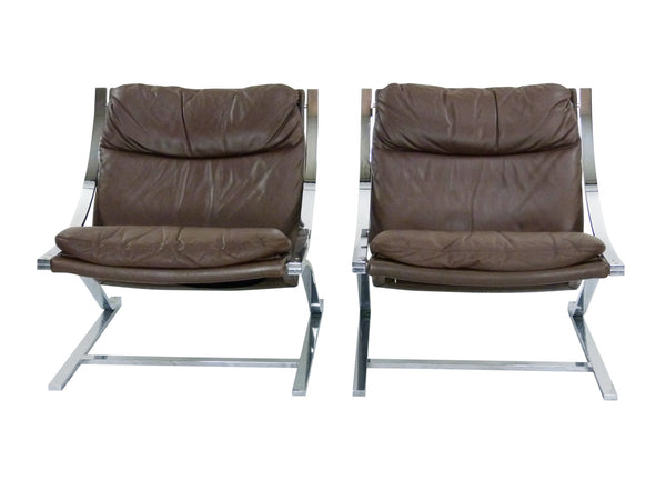 Zeta Z Lounge Chair Paul Tuttle Strassle Mid-Century 1