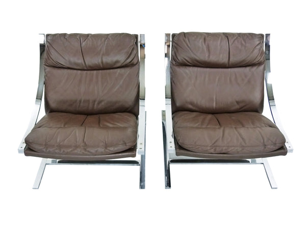 Zeta Z Lounge Chair Paul Tuttle Strassle Mid-Century 3