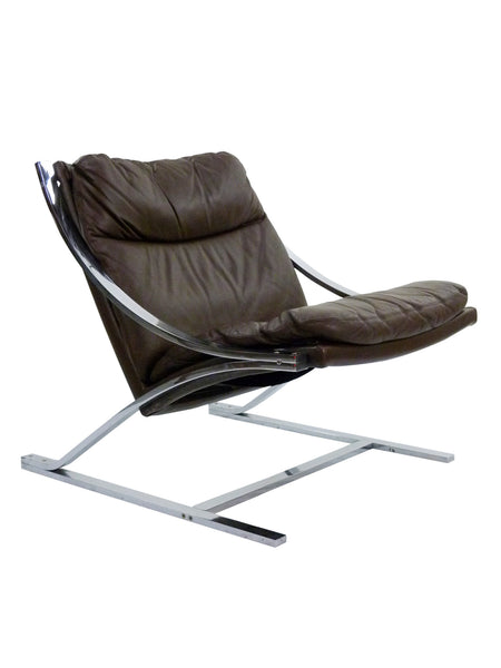 Zeta Z Lounge Chair Paul Tuttle Strassle Mid-Century 7