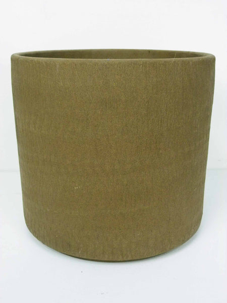 "Gainey Ceramics Sgraffito 15"" Modern Planter David Cressey Mid-Century 2"