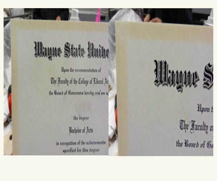Opinion of Buying Diploma Frames from Your College or University Store