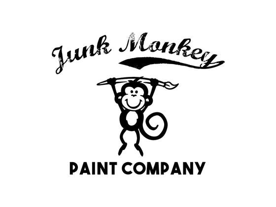 Partnership with Junk Monkey Paint Company