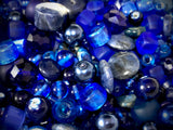 Rainbow Luxury Bead Blend — Blue