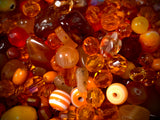 Rainbow Luxury Bead Blend — Orange