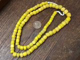 Faux African Glass Beads