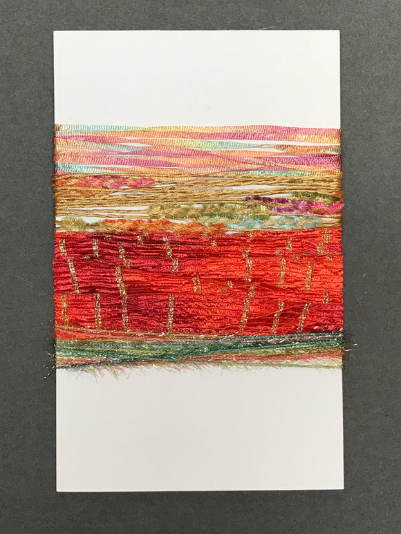 Allegory Gallery Fiber Card