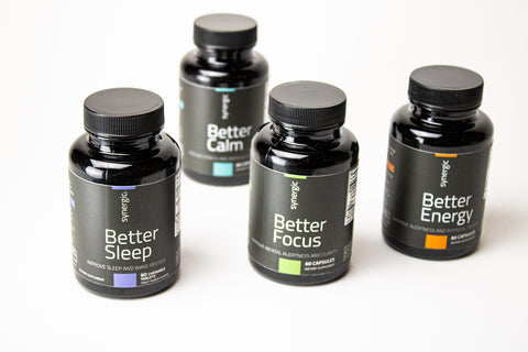 Synergic Supplements Introductory Products