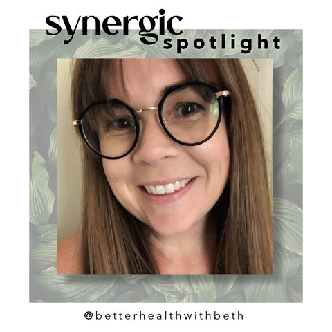 synergic spotlight better health with beth beth moser chang