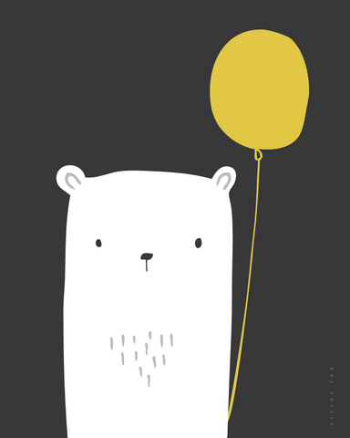 Bear Balloon