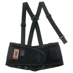 2000SF M BLK HI-PERF BACK SUPPORT