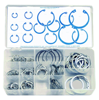150 Pc. Housing Ring Assortment