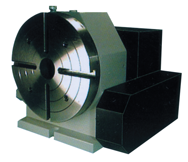 Vertical Rotary Table for CNC - 6.5""