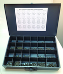 Sheet Metal Screw Assortment - SS - 6 thru 10 Dia