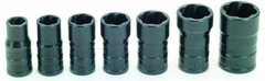 "7 Pc. - 3/8"" Drive Turbosocket Set SAE"