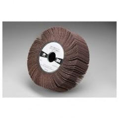 "6 x 2 x 1"" - 80 Grit - Aluminum Oxide - Cloth Wheel 244E"