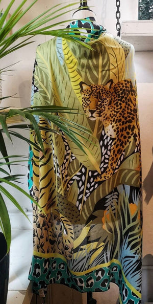 Tropical Wilderness Scarf