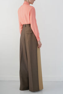 Two-Tone Wren Trouser