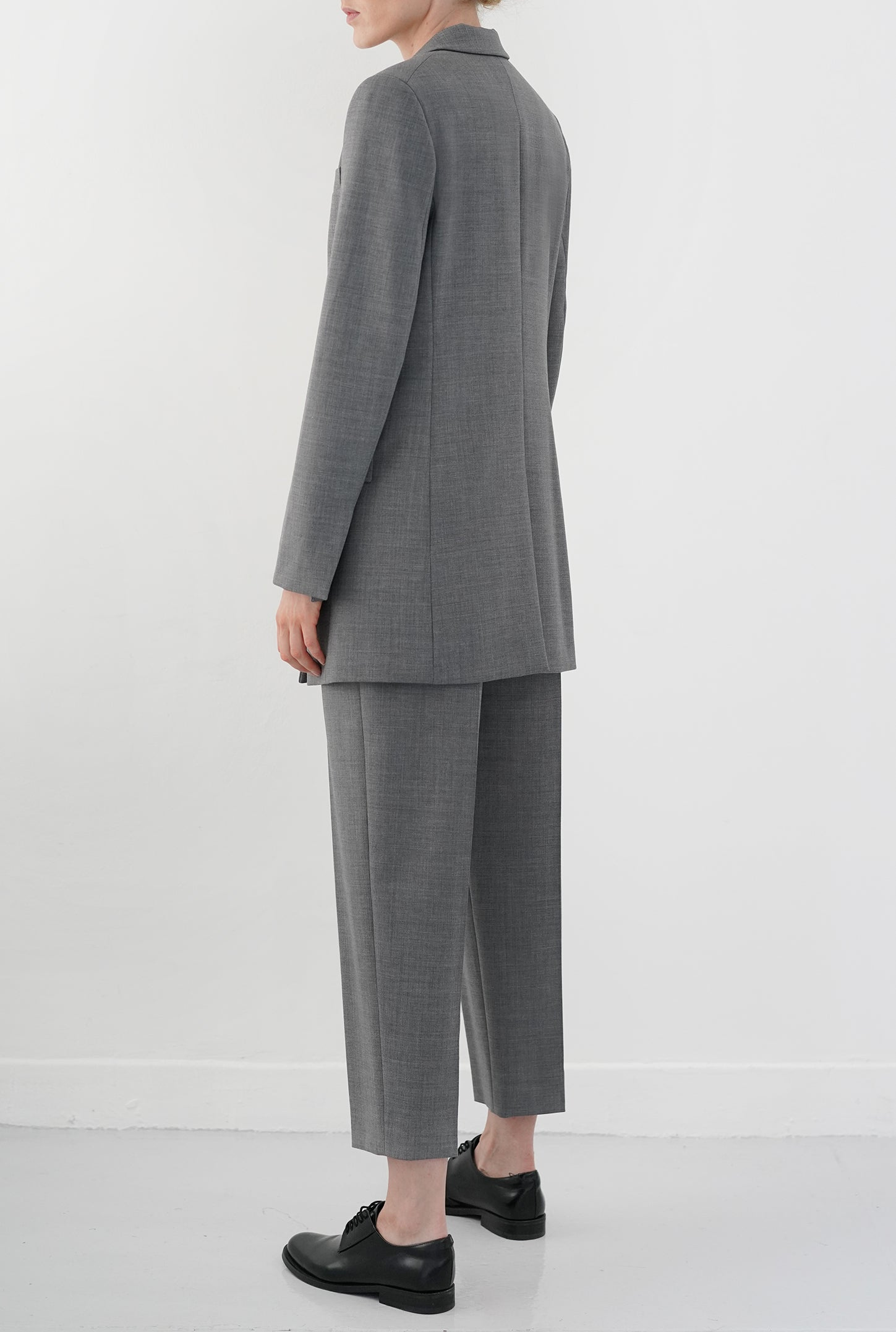 Grey Foley Pant