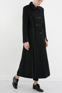 Black Whitley Coat