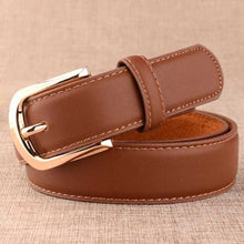 Load image into Gallery viewer, Fashion Women Belts Luxury Genuine Leather
