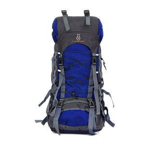 Outdoor Backpack Big Capacity Men Women Camping Travel Hiking Bag