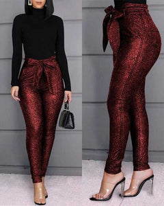 Women Skinny Casual Pencil Pants
