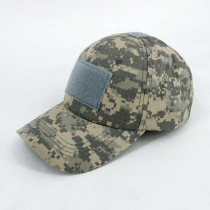 Adult Sport Caps Camouflage Simplicity Tactical Military Army