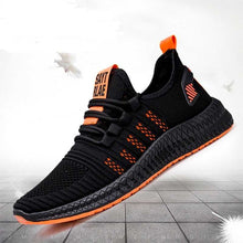 Load image into Gallery viewer, Men Casual Shoes Breathable Male Footwear Lace Up Walking Shoe