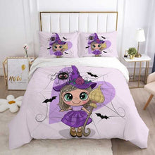 Load image into Gallery viewer, Cartoon Kids Bedding Set for Crib Children Boys Girls Baby