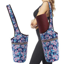 Load image into Gallery viewer, Yoga Bag Large Size Zipper Pocket Fit