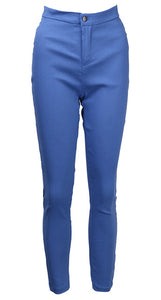 Stretch Jeans Slim Pencil Trousers Women