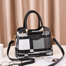 Load image into Gallery viewer, Handbags Women Crossbody Bags Designer PU Leather Casual England Style Luxury