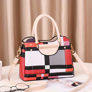 Handbags Women Crossbody Bags Designer PU Leather Casual England Style Luxury