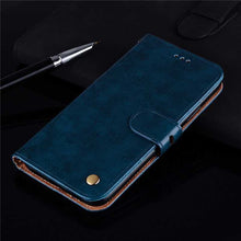 Load image into Gallery viewer, Leather Flip Case For Huawei Honor Pro Y5, Y6