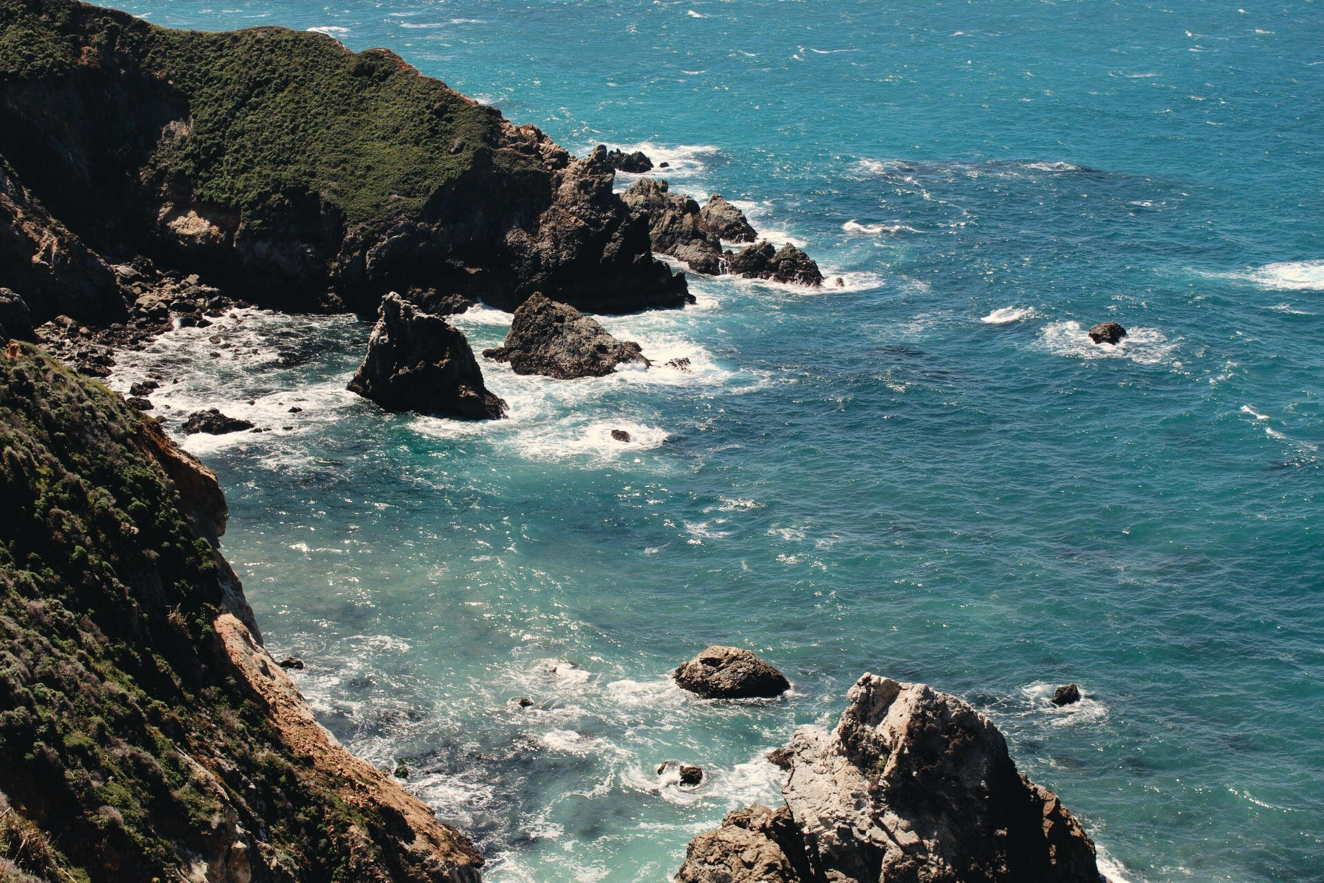 Day Trips: Big Sur