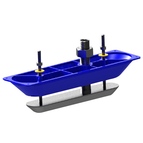 Navico StructureScan™HD Sonar Stainless Steel Thru-Hull Transducer (Single)