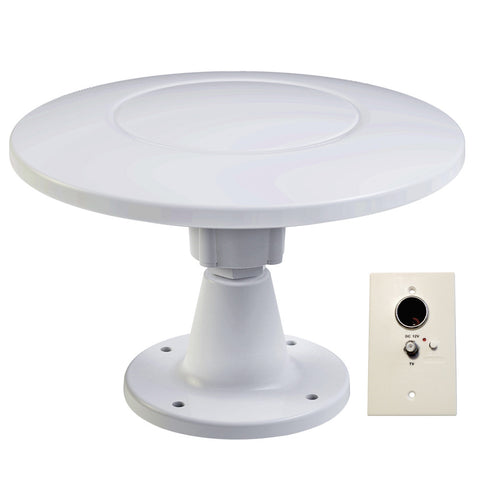 Majestic UFO X RV 30dB Digital TV Antenna f/RVs