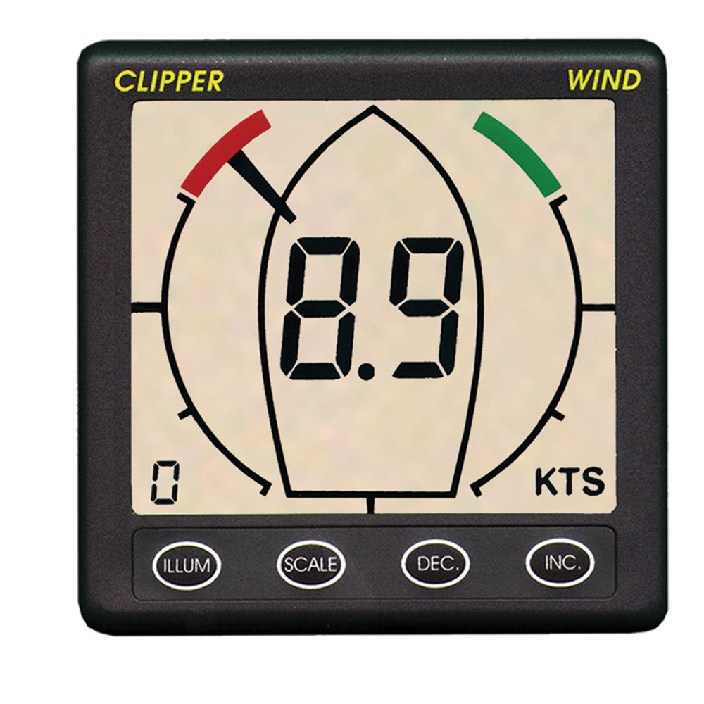 Clipper Wind Display Only