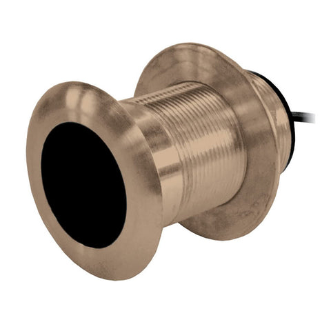 Airmar B117 Bronze Thru-Hull Transducer w/Humminbird #9 Plug - 7-Pin