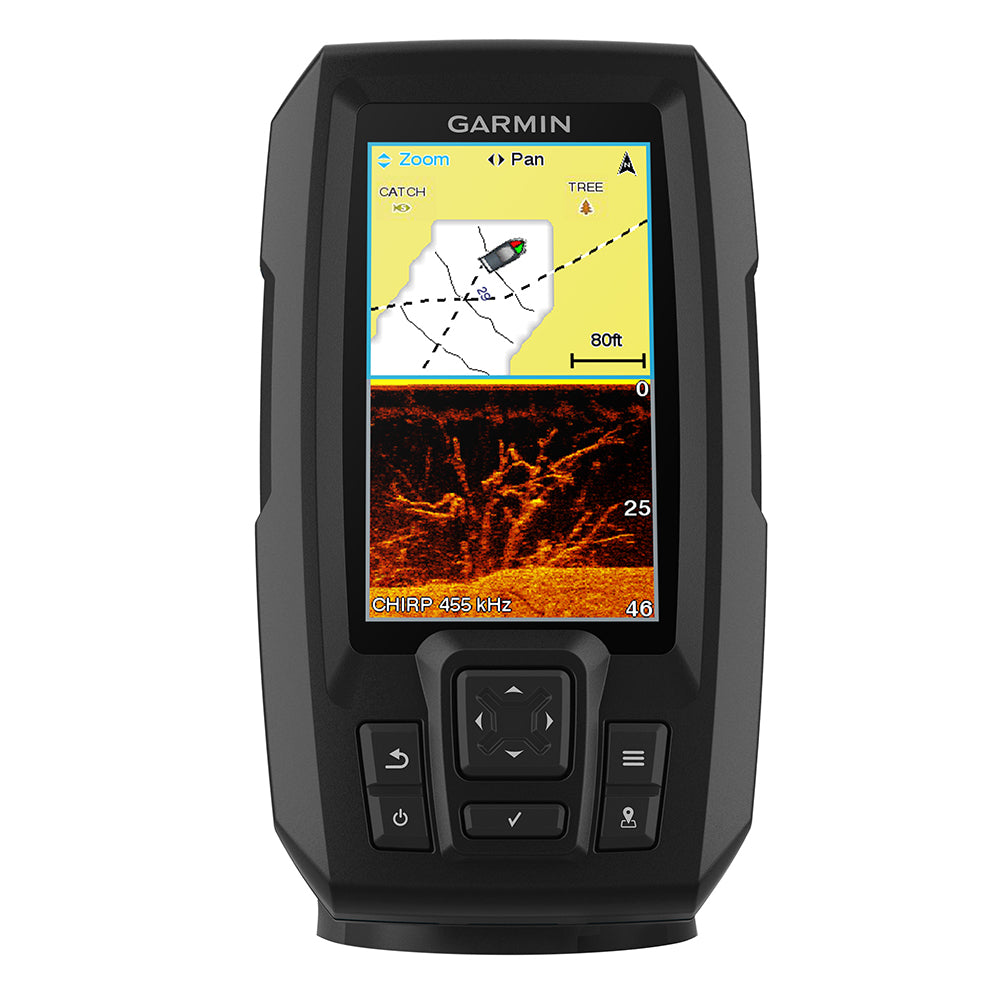 Garmin STRIKER™ Plus 4CV w/CV-20TM Transducer