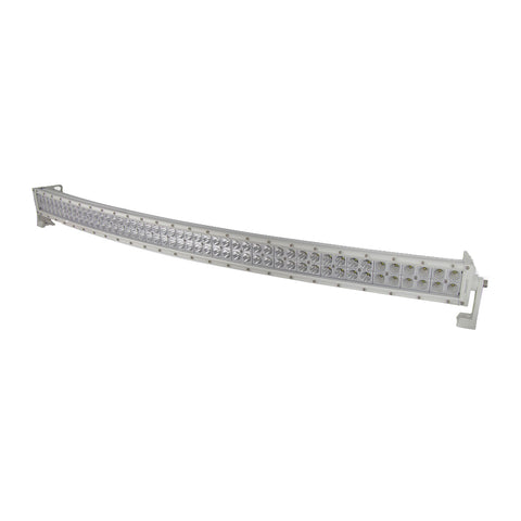 HEISE Dual Row Marine Curved LED Light Bar - 50""