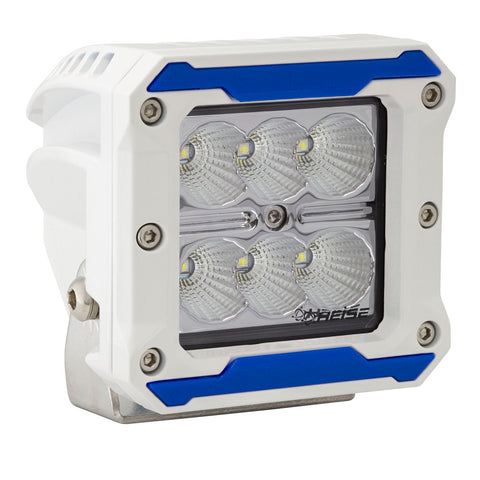 HEISE 6 LED Marine Cube Light - Flood Beam - 3""