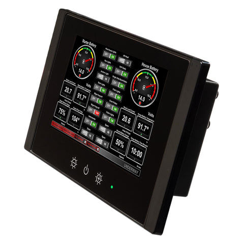 "Maretron 8"" Vessel Monitoring & Control Touchscreen"