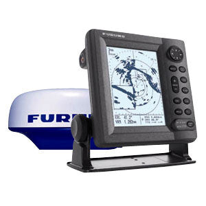 Furuno Radar 1715 Dome and Display | Portland Marine Electronics