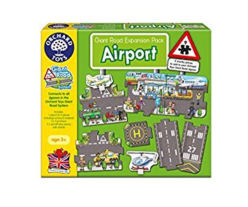 Orchard Toys Airport Expansion Pack