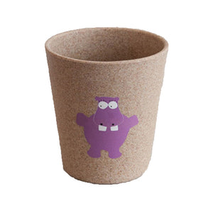 Jack N' Jill Biodegradable Storage/ Rinse Cup - Hippo